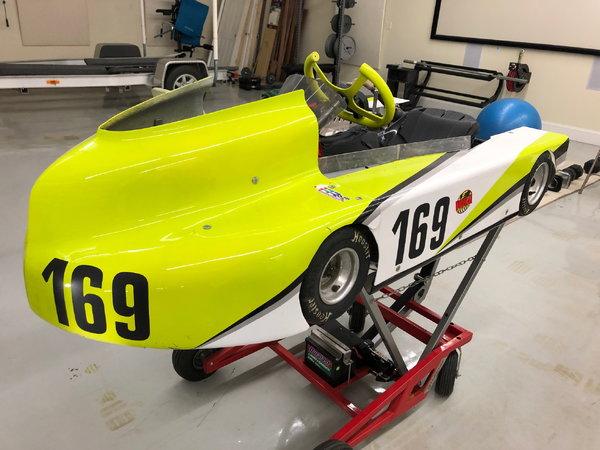 Enduro Sprint Kart  for Sale $1,750