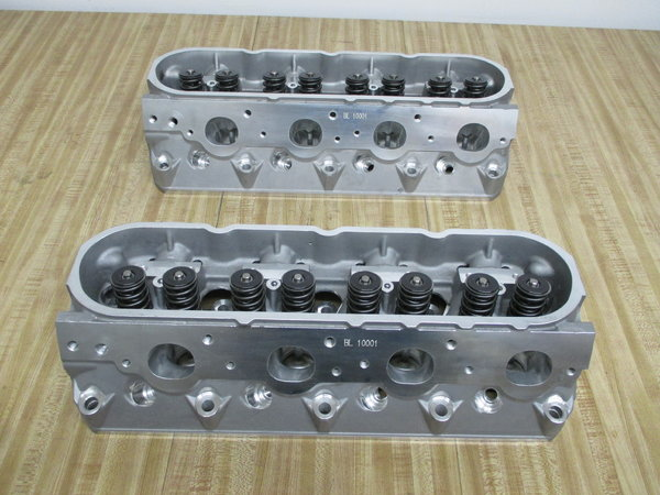 LS1 Aluminum Cylinder Heads CNC  for Sale $1,750