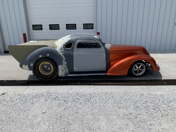 1937 Chevrolet Project Car  for Sale $27,500
