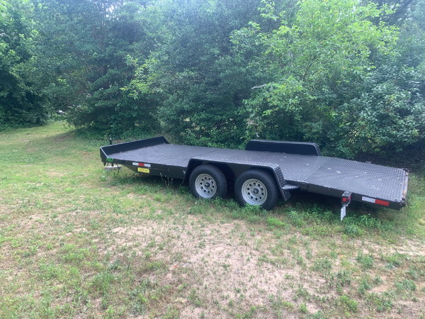 FOR SALE OPEN CAR TRAILER  for Sale $3,100