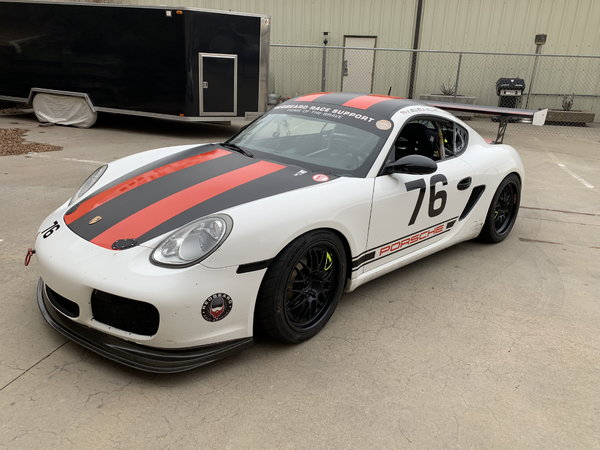 2006 Cayman S 3.8  for Sale $59,000