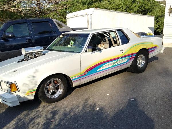 1978 Caprice Impala