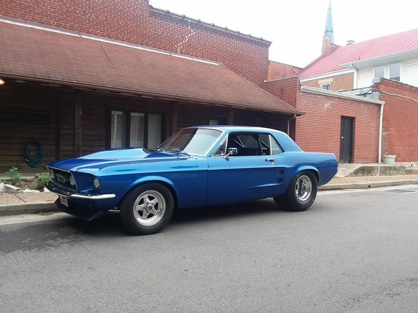 1967 Ford Mustang  for Sale $24,990