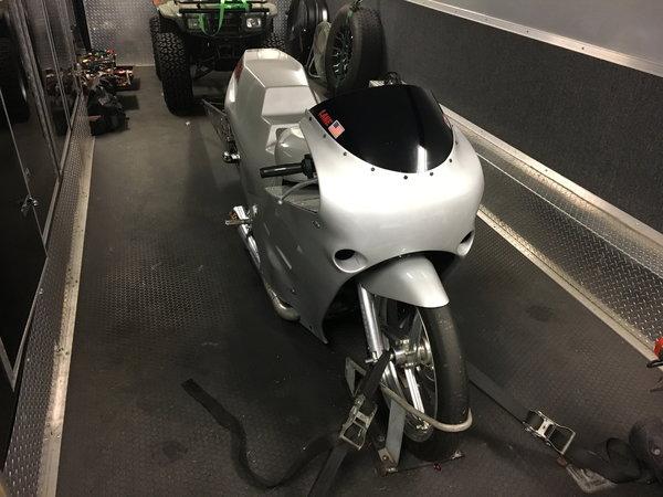 Suzuki GS1640 Pro ET Bike  for Sale $15,000