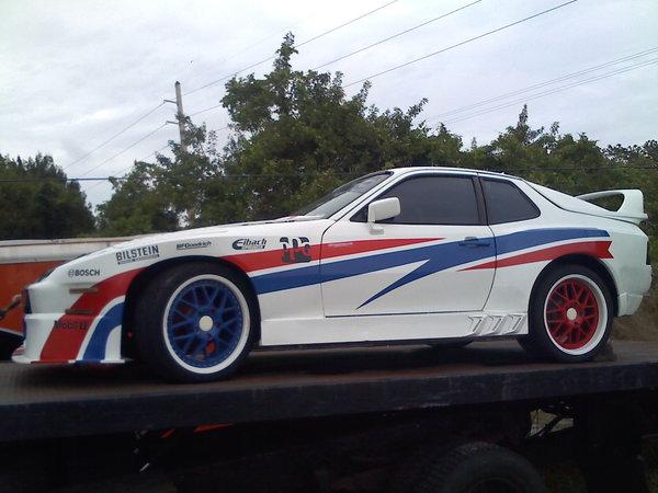 Porsche Race Coupe  for Sale $10,000
