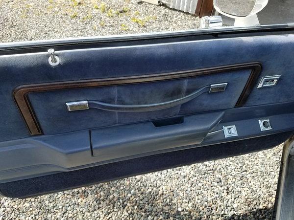 1984 Chevrolet Monte Carlo  for Sale $4,000
