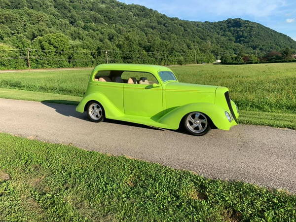 1935 Plymouth Sedan For Sale or Trade