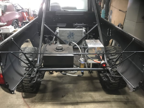 1991 Toyota 632 bbc all new turn key or rolling  for Sale $20,000