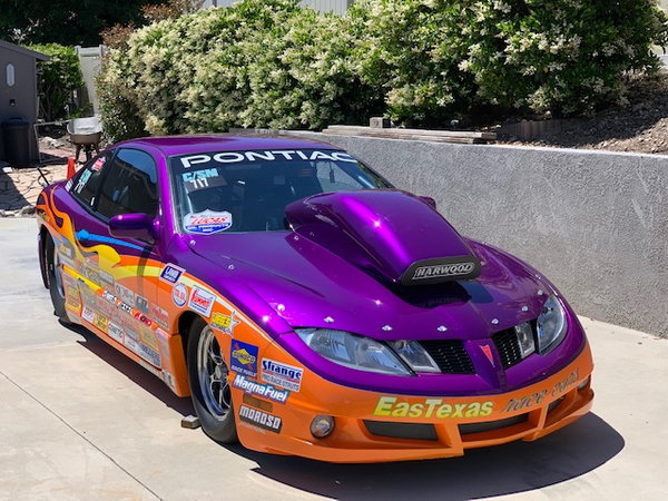 2007Pontiac Sunfire Supermod  for Sale $75,000