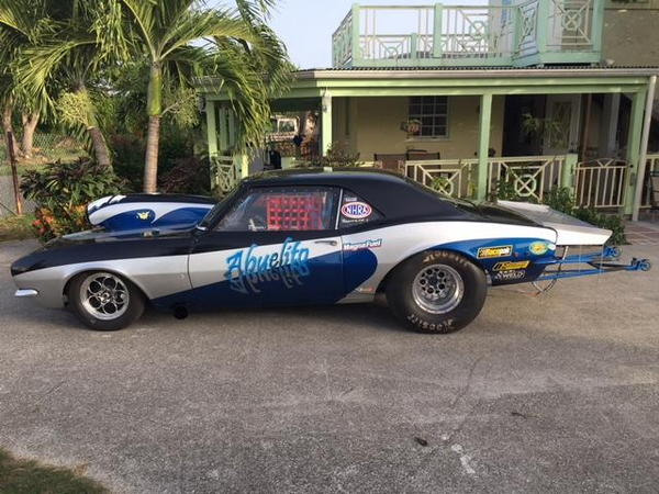 67 Camaro for sale at Virgin Island (St. Croix)  for Sale $18,000