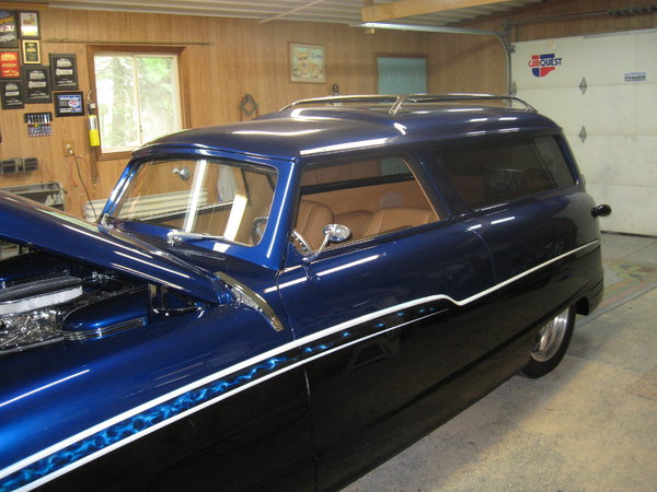 1951 nash custom wagon