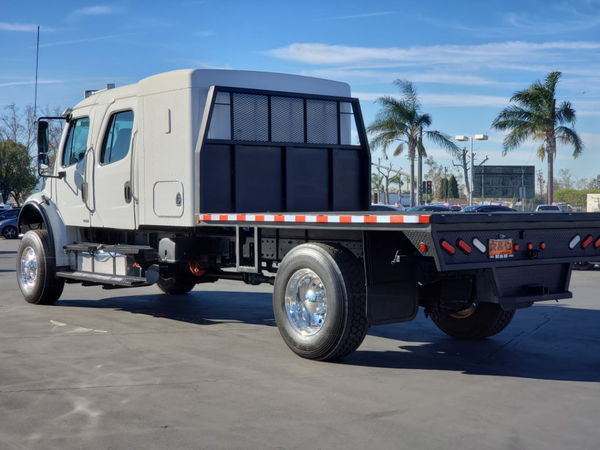 Need a 4x4??  Here is a custom FREIGHTLINER 4X4