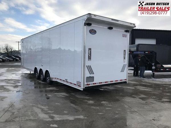 2020 United 8.5X34 Car/Race Trailer