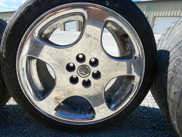 Wheels for Dodge Viper, front rear set  for Sale $1,850