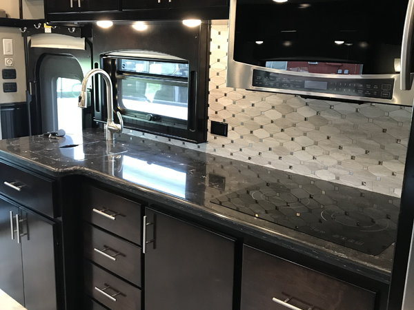 2019 Renegade Motorhome 4 slide outs