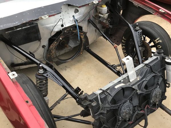 1985 trans am all round tube chassis  for Sale $13,000