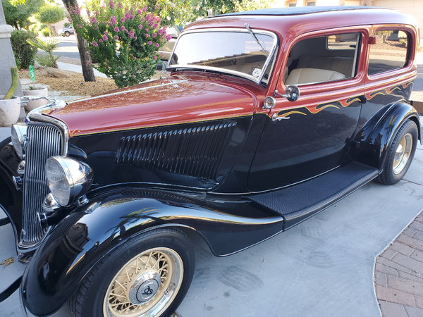 1934 Ford Model 40 A