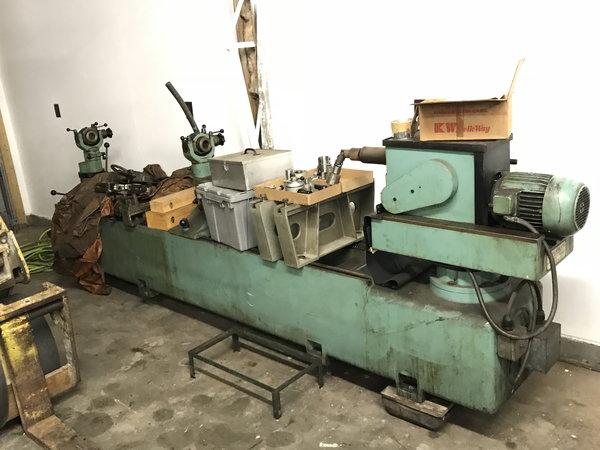 Schou Model 2000 Line Boring Machine  for Sale $13,000