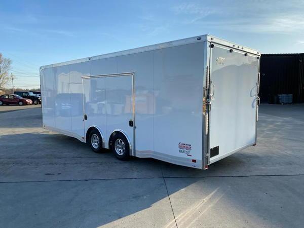 2021 ATC 8.5X24 Car/Race Trailer #1548