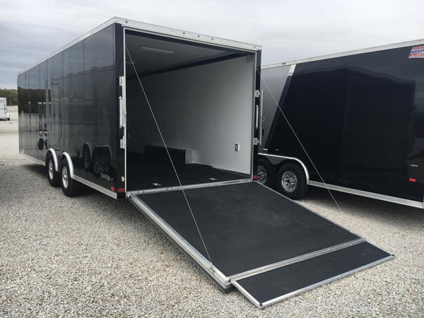 2019 ATC 8.5x24 Car/Racing Trailer  for Sale $16,775