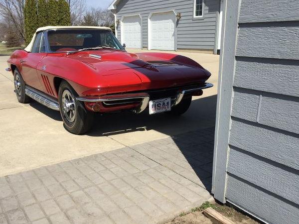 1965 Corvette / Sale Trade/offer for sale in Springfield, IL, Price: $55,000
