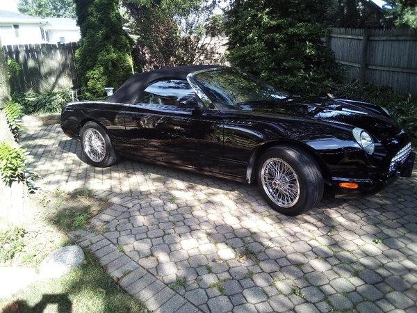 2002 Ford Thunderbird  for Sale $14,000