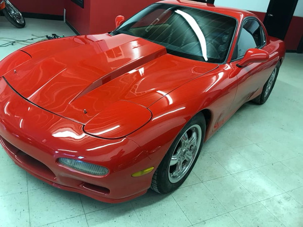 1993 mazda RX-7 700 Horse Power