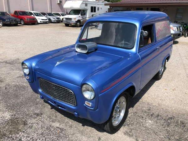 1959 Ford Anglia