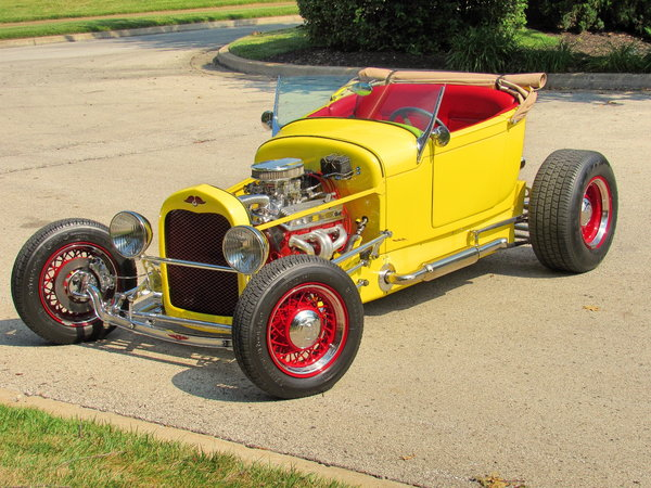 1927 Modified Lakes Roadster by Zipper Motors