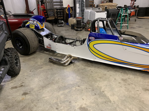 2011 TNT Dragster  for Sale $20,000