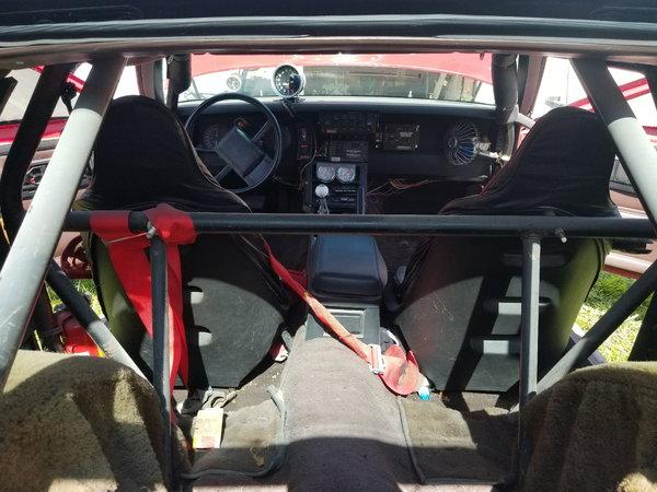 86 Camaro Backhalved ,S/ST/Bracket car.  for Sale $6,000