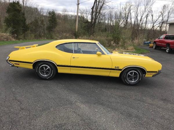 1970 Oldsmobile 442  for Sale $64,900