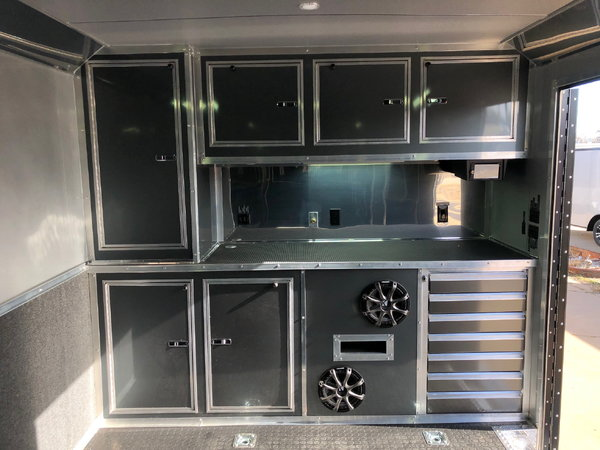 2019 Cargo Mate 30' Blackout Package  for Sale $27,995