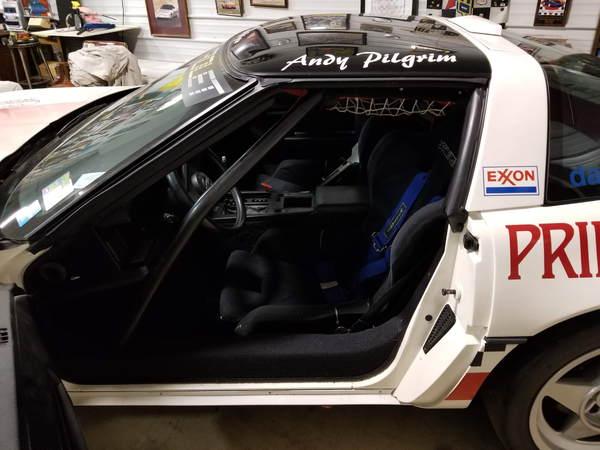 1988 Corvette Challenge car  for Sale $42,500
