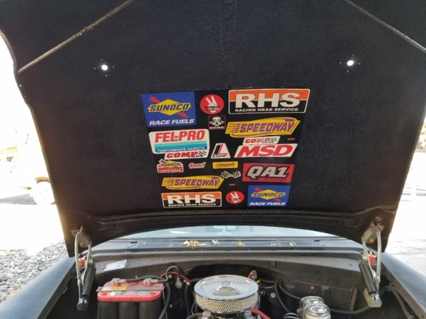 1955 Chevy Sedan Delivery Hot Rod Rat Rod  for Sale $13,000