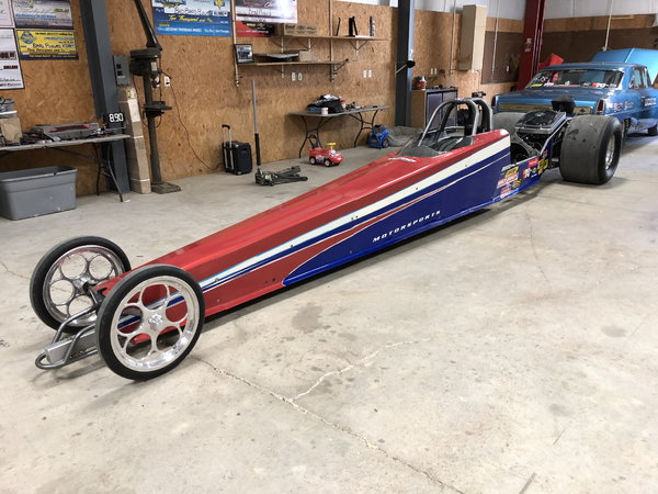 2003 Worthy 4 Link  for Sale $15,000