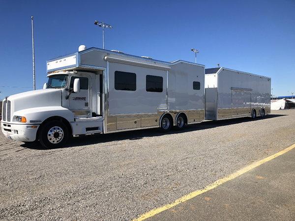 5150 Truck 2018 trailer stacker  for Sale $300,000
