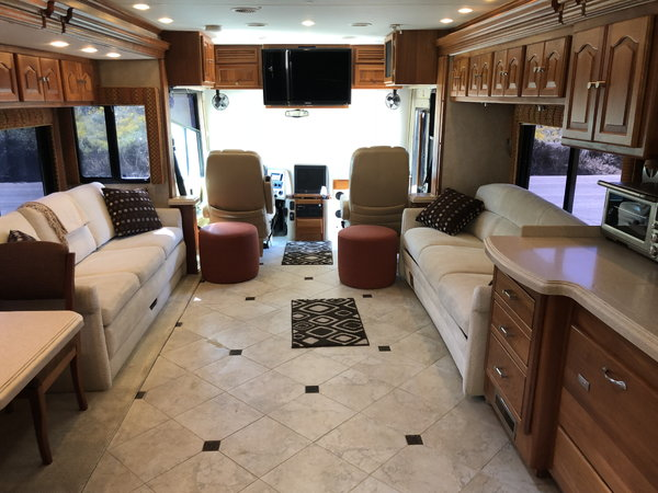 2007 Tiffin Allegro Bus QRP 43'
