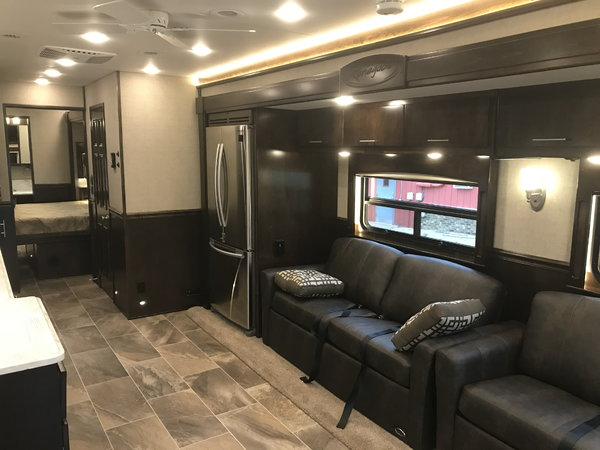 2023 Renegade Motorhome 4 slide outs
