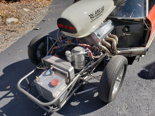 1957 Top Sportsman turn key with 1957 Golfcart  for Sale $72,495