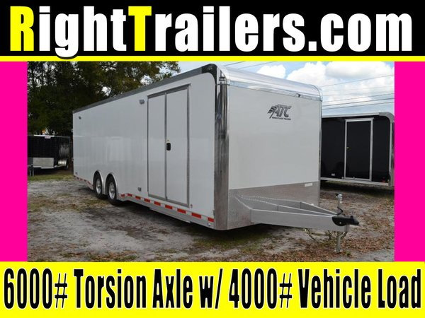 SAVE $6,541 - 8.5x28' ATC - 2019 Model BLOWOUT - 305+ Pack