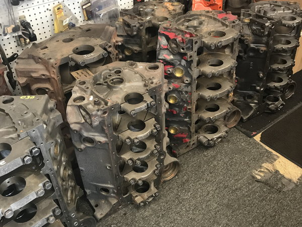 ENGINE BLOCKS  for Sale $1,500