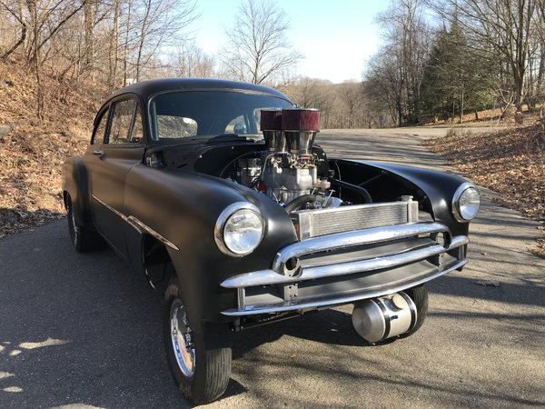 1951 Chevy styleline gasser