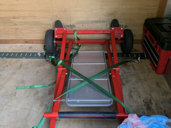 Complete TonyKart, Trailer and Tools  for Sale $4,000