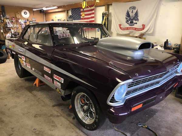 1967 Chevy || T/K   for Sale $30,000