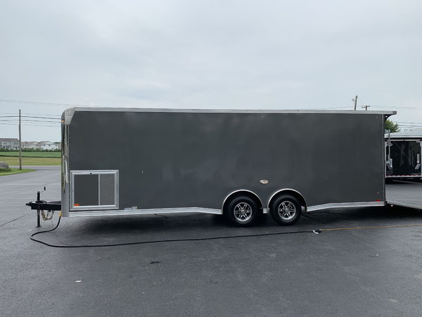 24' United Spread Axle Stage II Race Car Trailer  for Sale $17,995