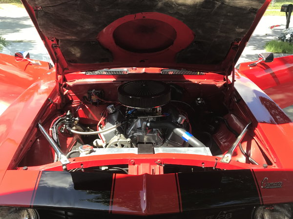 1969 CHEVY CAMARO  for Sale $30,000