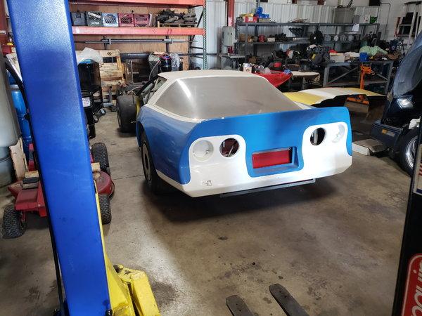 1985 Imsa Corvette C-4  for Sale $12,500