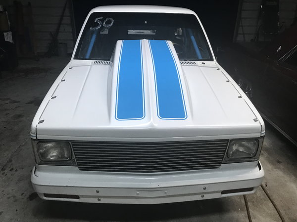 1982 Chevrolet S10  for Sale $12,000