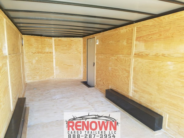 **NEW** 6X12 Tandem Axle Enclosed Cargo Trailer   for Sale $4,325
